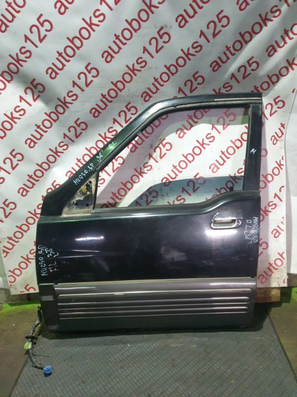 Дверь Ssangyong Musso Sports FJ OM662 (662 920) 2003 передняя левая