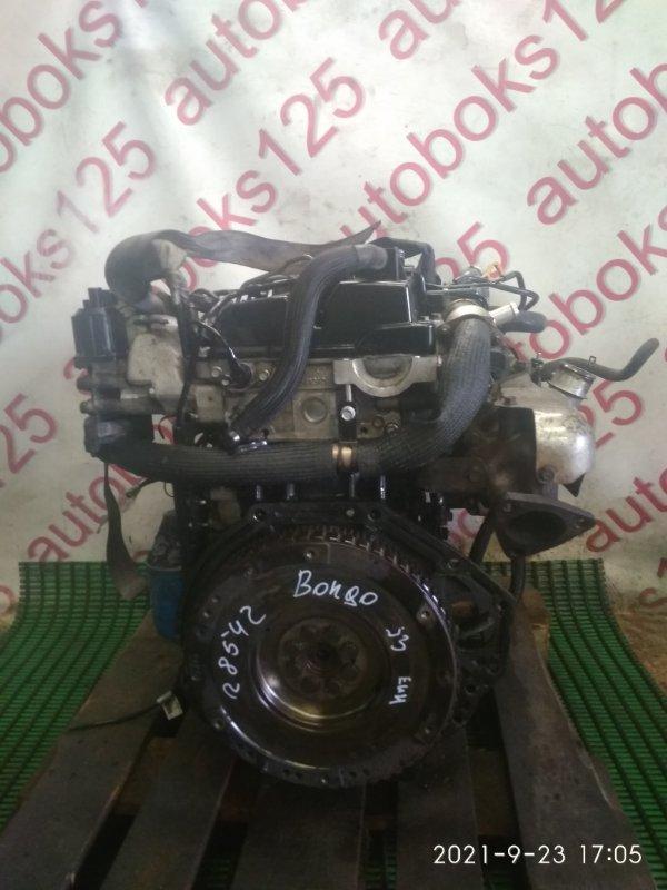 Двигатель Kia Bongo PU J3 2009