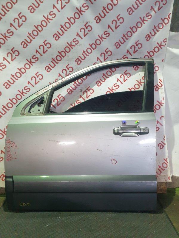 Дверь Kia Sorento BL D4CB 2005 передняя левая