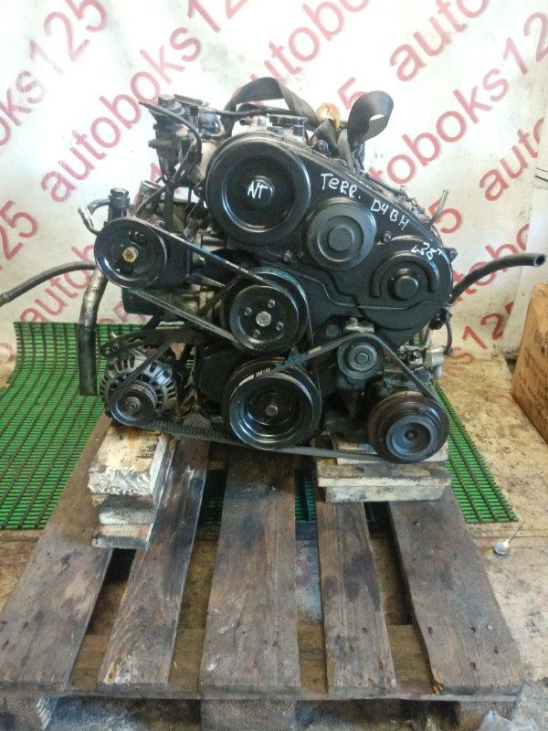 Двигатель Hyundai Terracan HP D4BH 2003