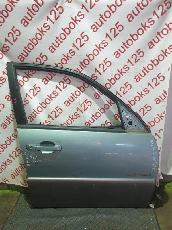 Дверь Ssangyong Rexton OM602 (662 925) 2003 передняя правая