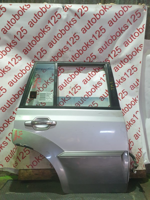 Дверь Hyundai Terracan HP D4BH 2001 задняя правая