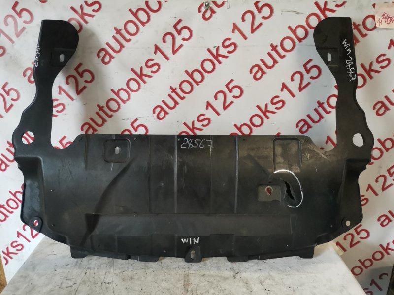 Защита двигателя Daewoo Winstorm KLAC Z20S 2008