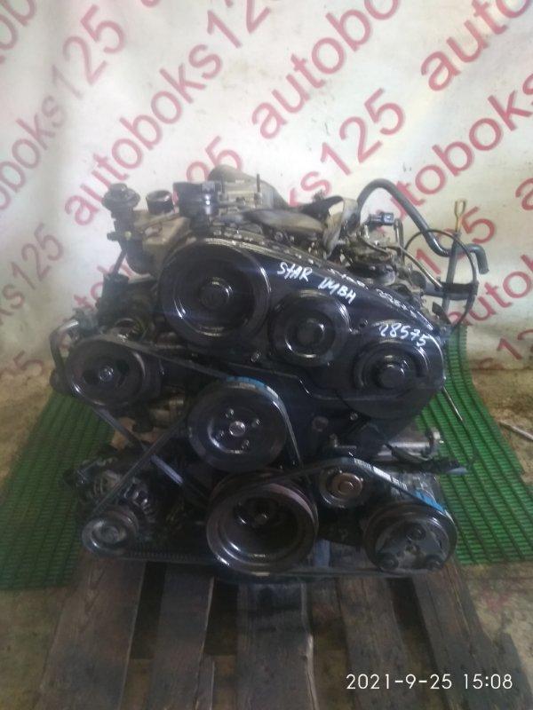 Двигатель Hyundai Starex A1 D4BH 2005