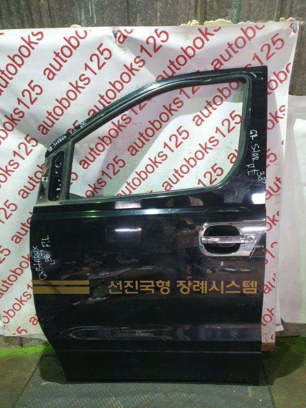 Дверь Hyundai Grand Starex TQ D4CB 2009 передняя левая