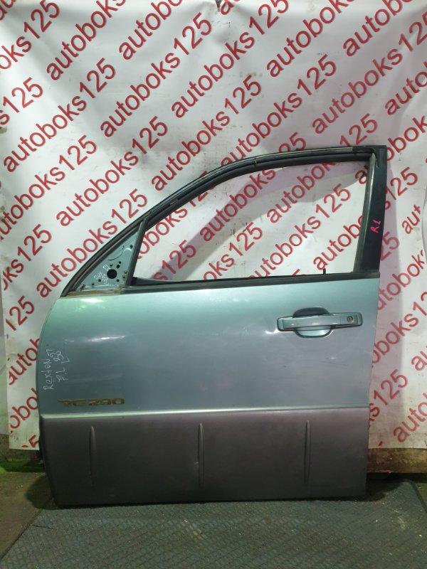 Дверь Ssangyong Rexton OM602 (662 925) 2003 передняя левая