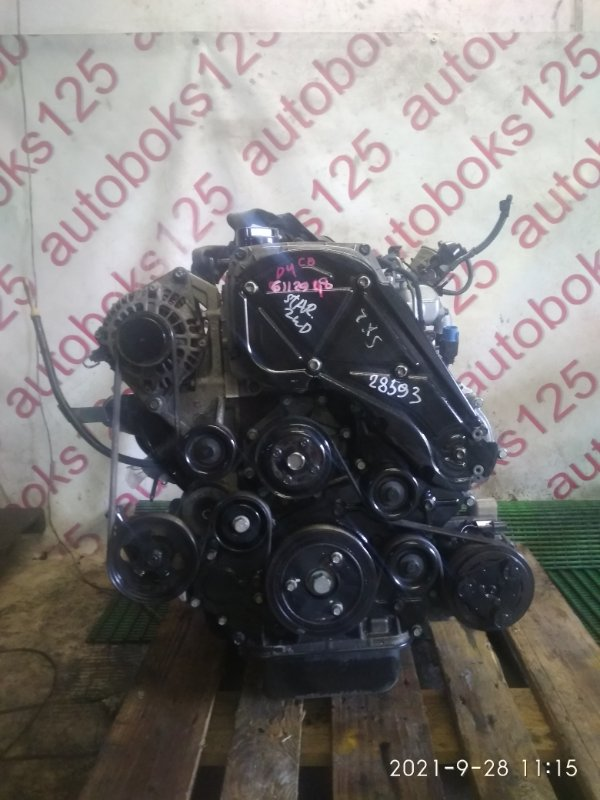 Двигатель Hyundai Starex A1 D4CB 2005
