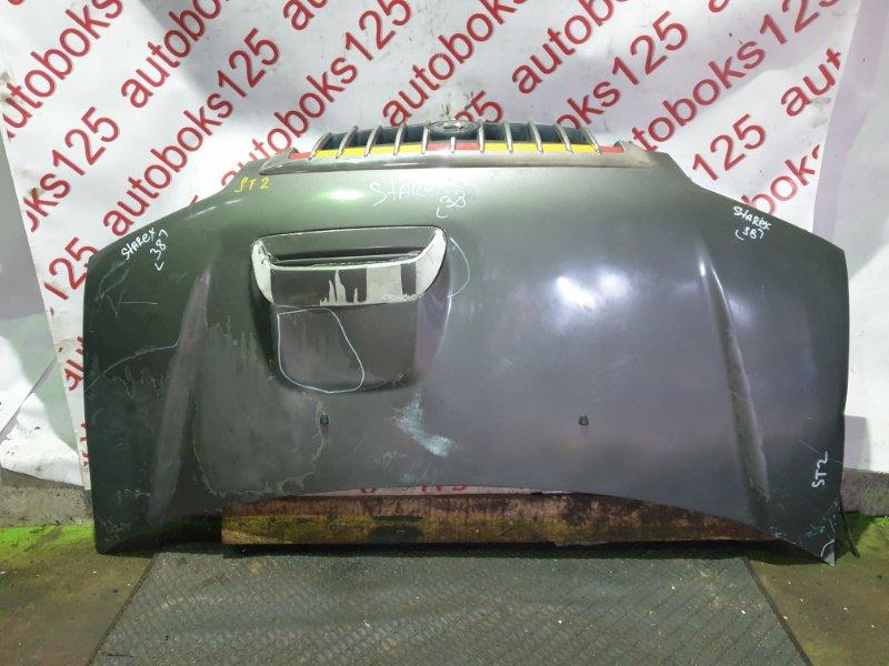 Капот Hyundai Starex A1 D4BH 2000