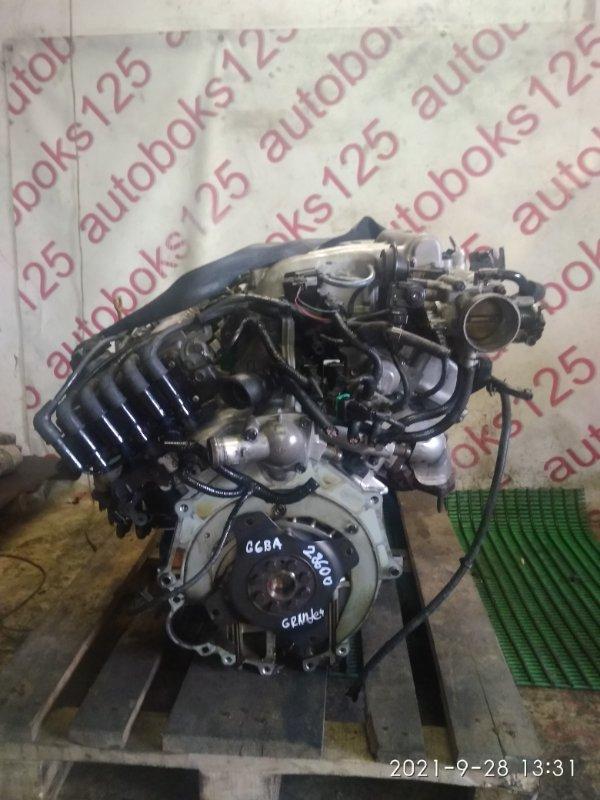 Двигатель Hyundai Grandeur TG G6BA