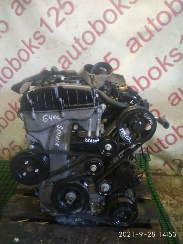 Двигатель Hyundai Grandeur TG G4KC