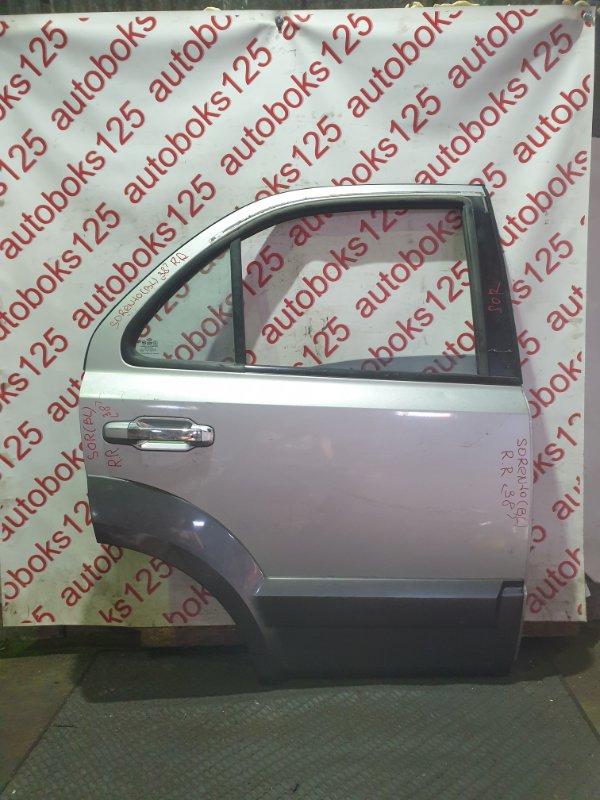 Дверь Kia Sorento BL D4CB 2005 задняя правая