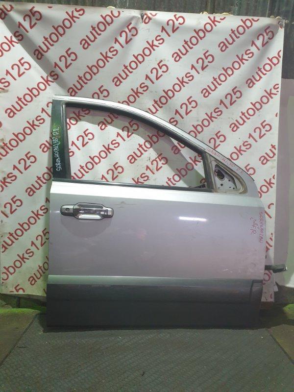 Дверь Kia Sorento BL D4CB 2005 передняя правая