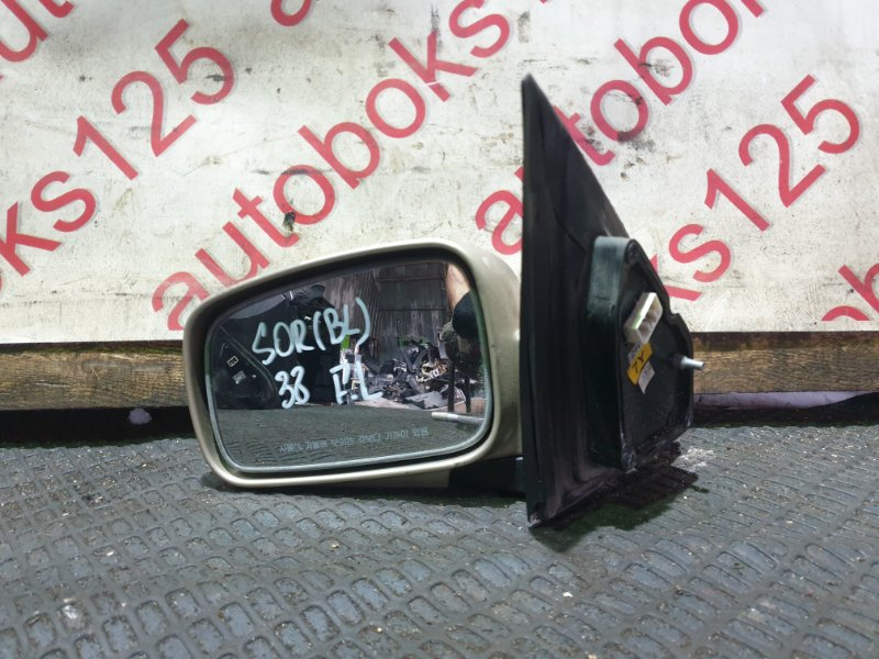 Зеркало Kia Sorento BL D4CB 2005 переднее левое
