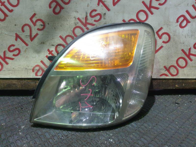 Фара Hyundai Starex A1 D4CB 2003 левая