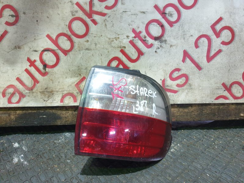 Стоп-сигнал Hyundai Starex A1 D4CB 2003 правый