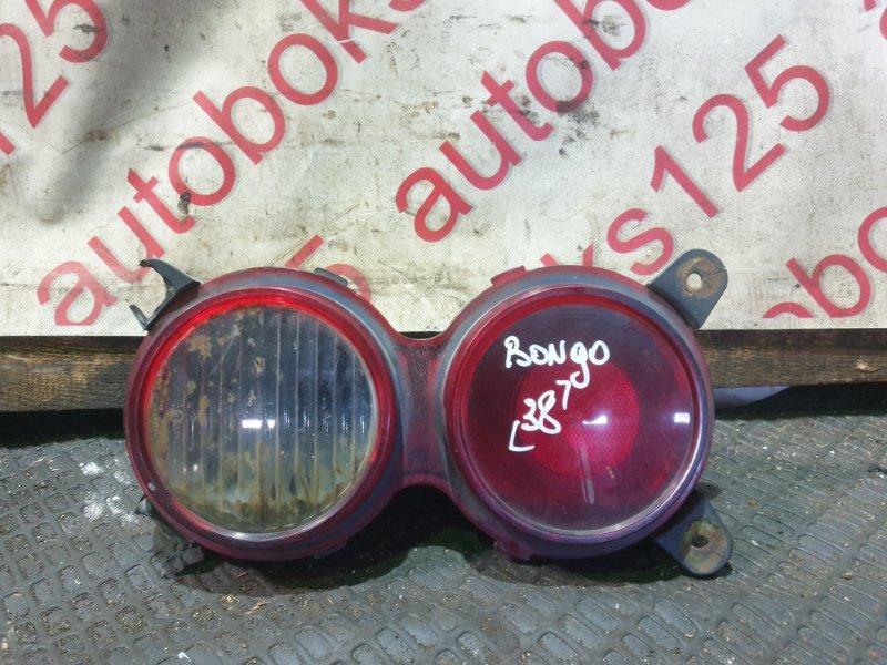 Стоп-сигнал Kia Bongo PU J3 2007 левый