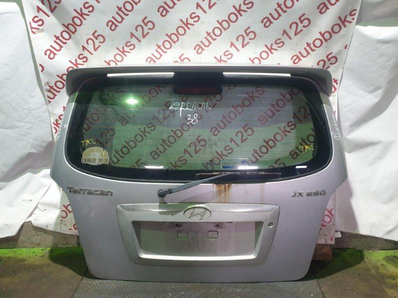 Дверь 5-я Hyundai Terracan HP D4BH 2001