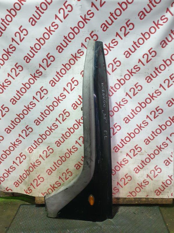 Крыло Ssangyong Korando KJ OM662 (662 910) 2003 переднее левое