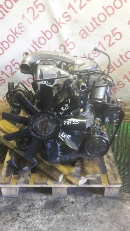 Двигатель Ssangyong Korando KJ OM661LA(661920) 2003