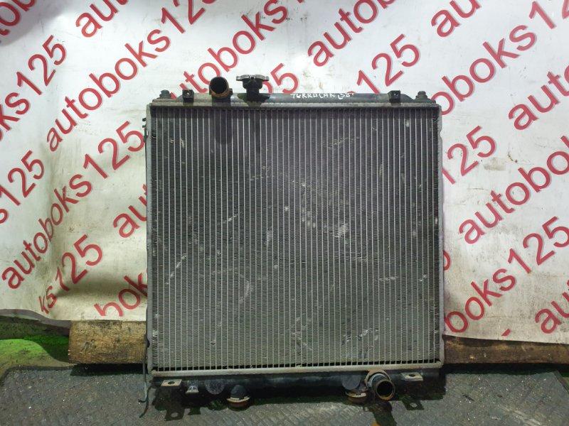 Радиатор двс Hyundai Terracan HP D4BH 2001
