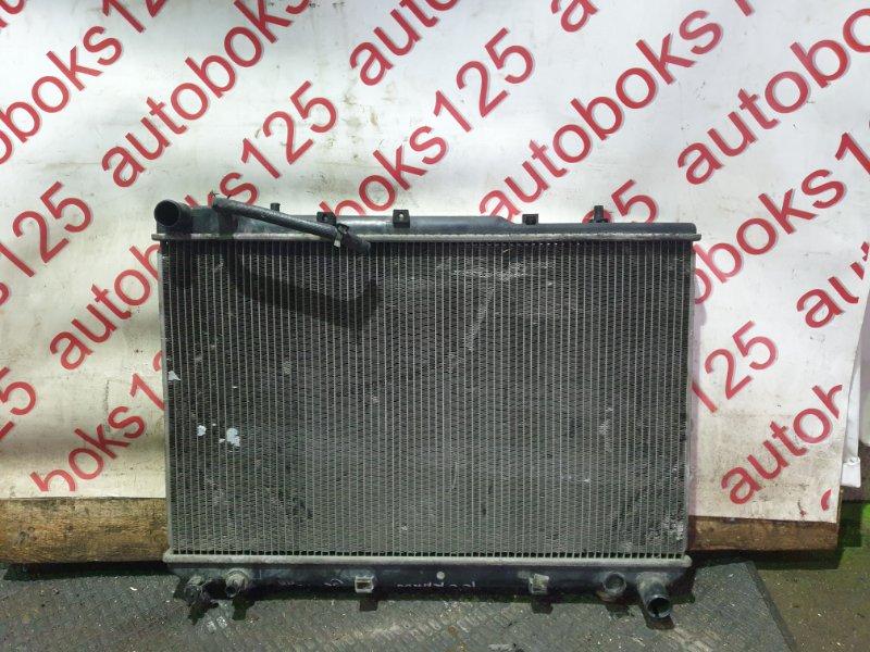 Радиатор двс Ssangyong Korando KJ OM662 (662 920) 2002