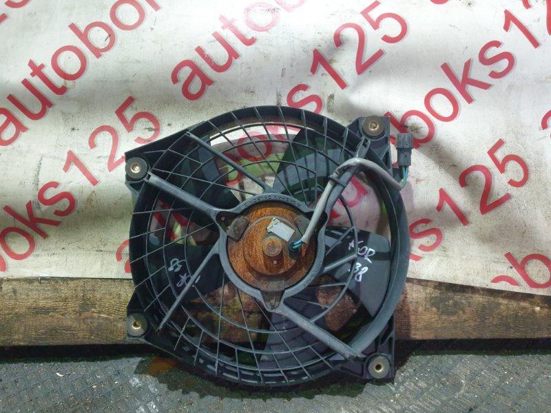 Вентилятор радиатора кондиционера Ssangyong Korando KJ OM662 (662 920) 2002