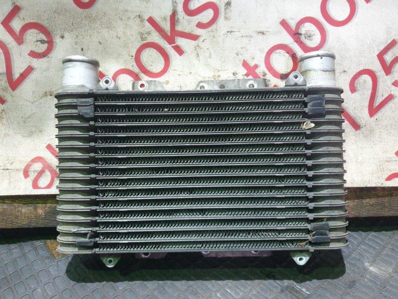 Радиатор интеркулера Hyundai Terracan HP D4BH 2001