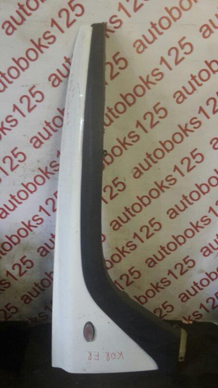 Крыло Ssangyong Korando KJ OM662 (662 920) 2003 переднее правое
