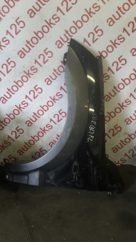 Крыло Kia Sorento BL D4CB 2004 переднее левое