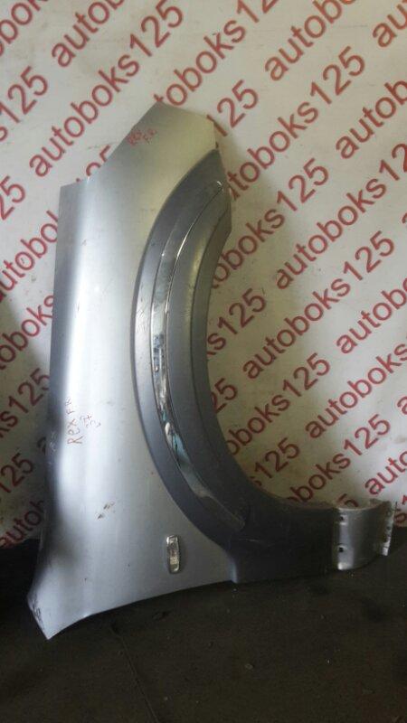 Крыло Ssangyong Rexton D27DT 2006 переднее правое