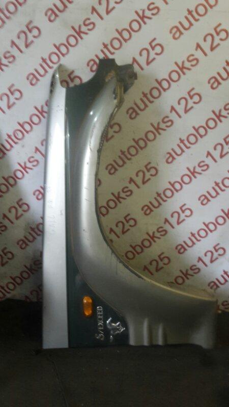 Крыло Hyundai Galloper JK D4BF 2002 переднее правое