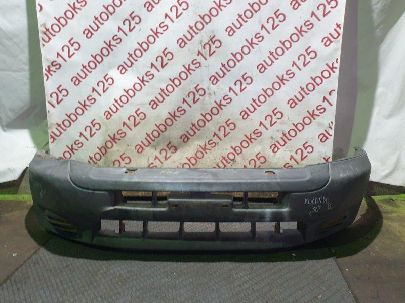 Бампер Ssangyong Korando KJ OM662 (662 910) 2003 передний