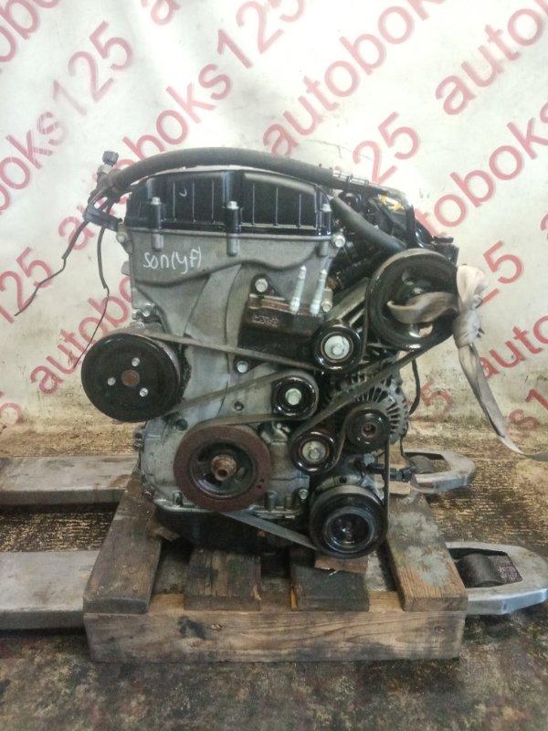 Двигатель Hyundai Sonata YF G4KA 2007