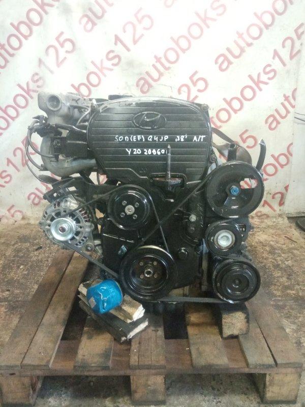 Двигатель Hyundai Sonata EF G4JP 2002