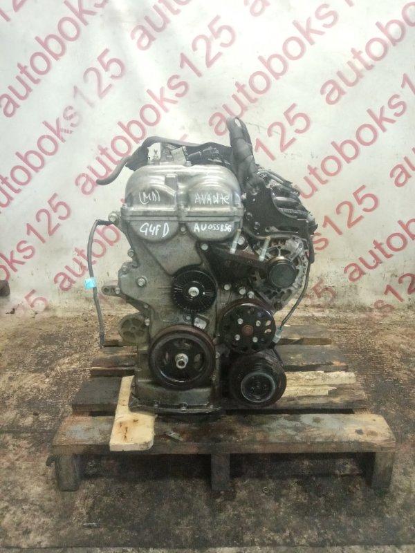 Двигатель Hyundai Avante MD G4FD