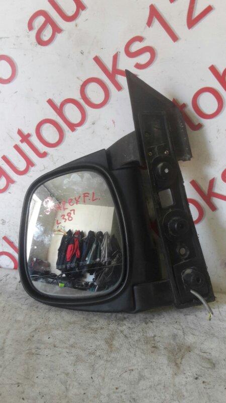 Зеркало Hyundai Starex A1 D4CB 2003 переднее левое