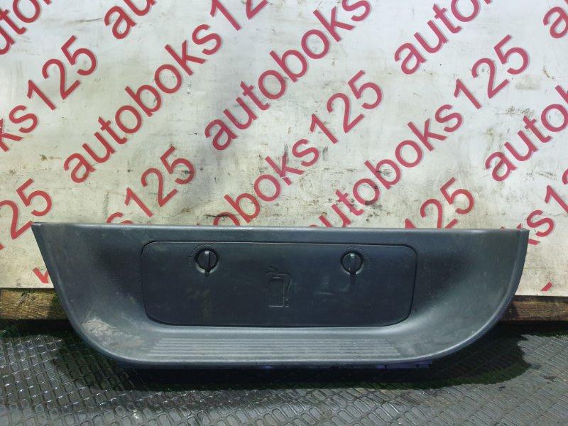Накладка на порог Hyundai Grand Starex TQ D4CB 2009 задняя левая
