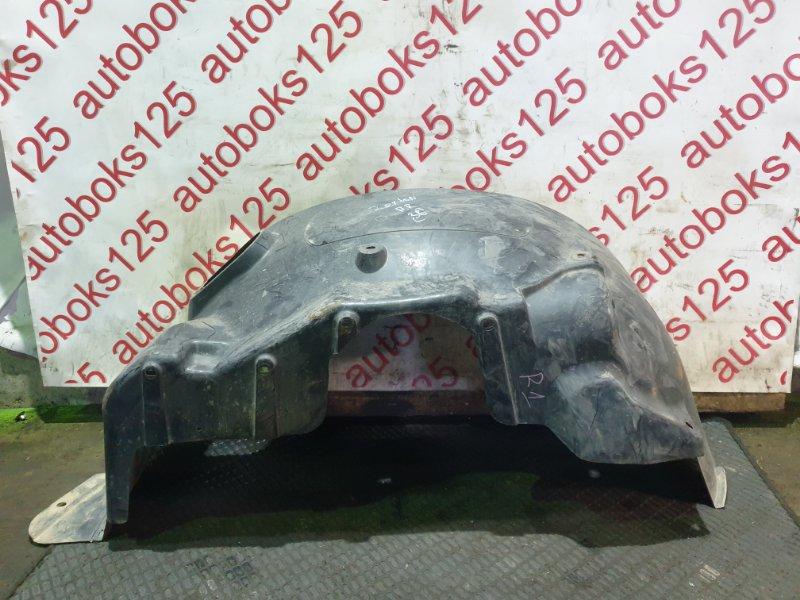 Подкрылок Ssangyong Rexton D27DT (665925) 2005 передний правый