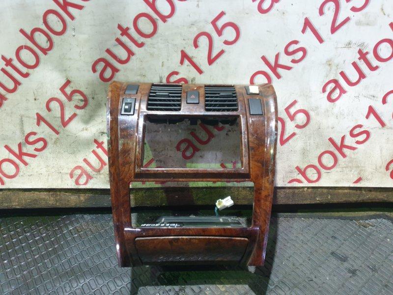 Консоль магнитофона Hyundai Terracan HP D4BH 2001