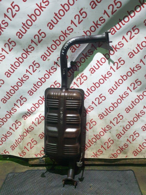 Глушитель Kia Sorento BL D4CB 2005