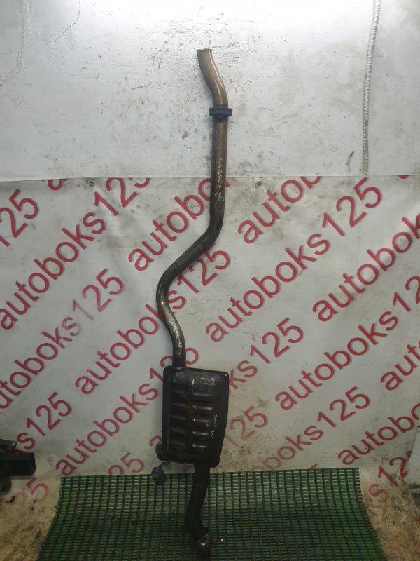 Глушитель Hyundai Starex A1 D4CB 2003