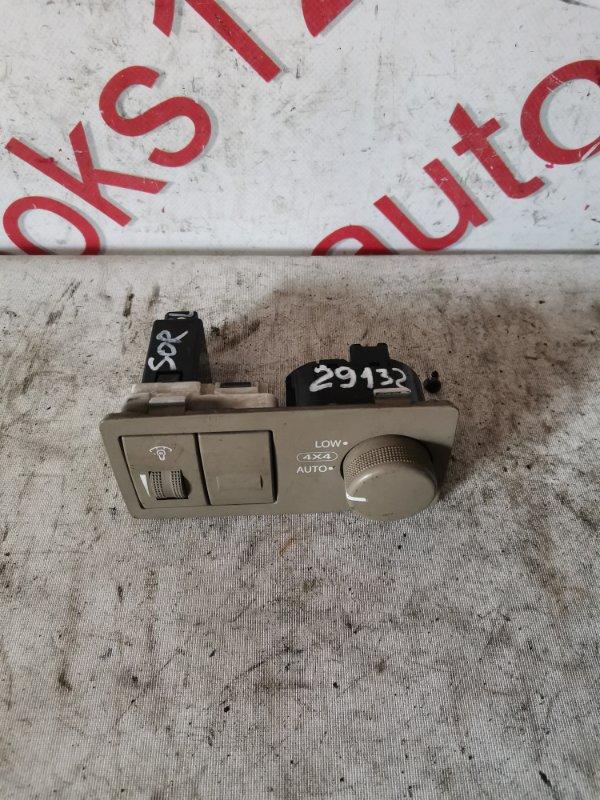 Кнопка включения 4wd Kia Sorento BL D4CB 2005