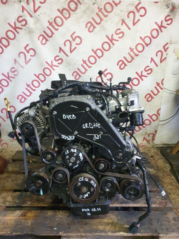 Двигатель Hyundai Grand Starex TQ D4CB 2009