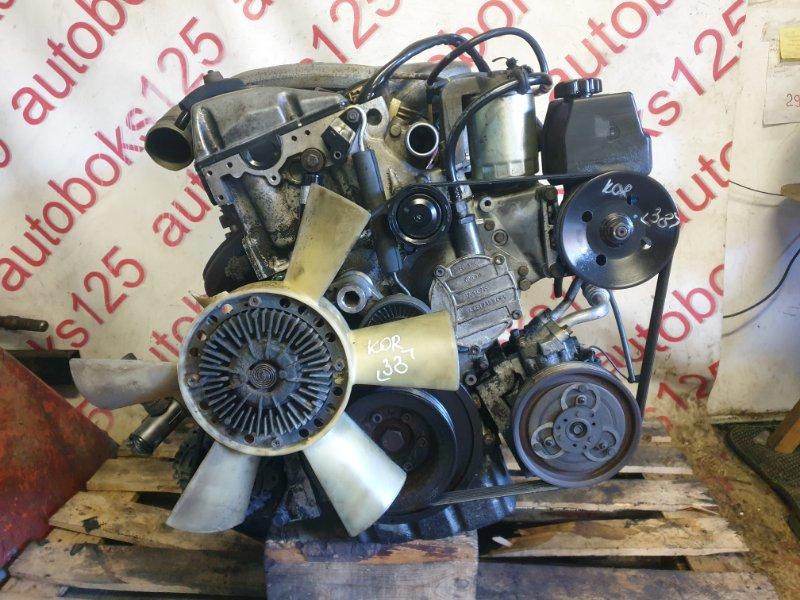 Двигатель Ssangyong Korando KJ OM662 (662 910) 2003