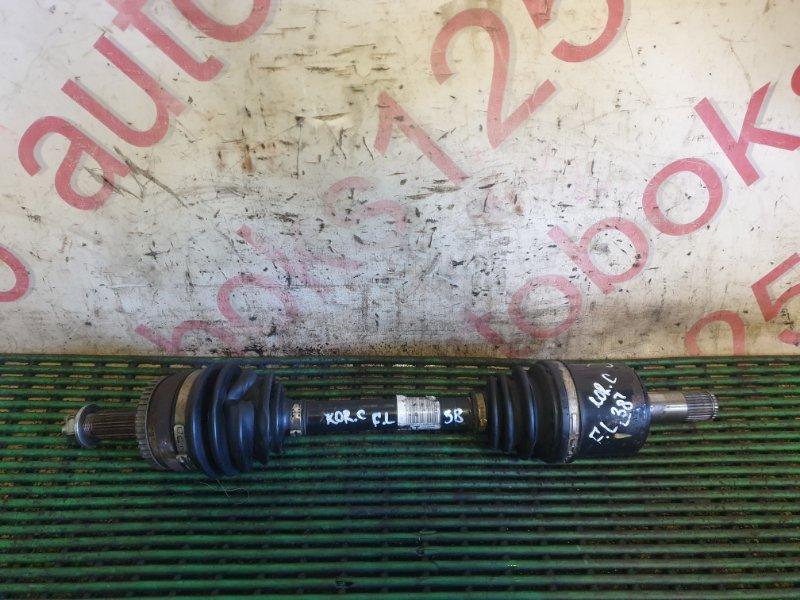 Привод Ssangyong Korando C CK D20DTF(671950) 2012 передний левый