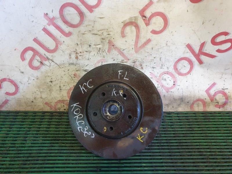 Ступица Ssangyong Korando C CK D20DTF(671950) 2012 передняя левая