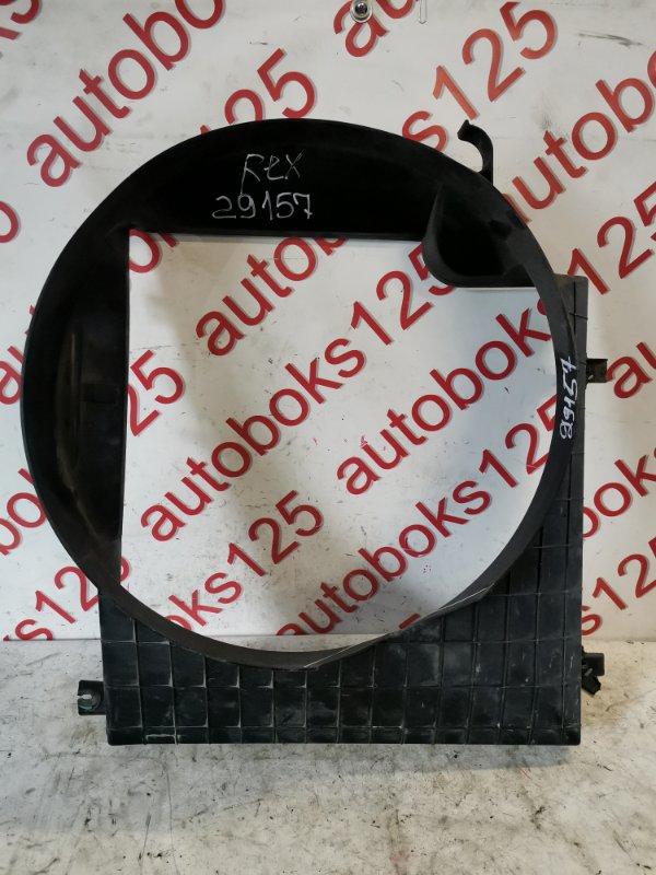 Диффузор радиатора двс Ssangyong Rexton OM602 (662 935) 2003