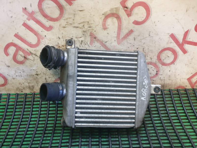 Радиатор интеркулера Ssangyong Korando KJ OM662 (662 920) 2003