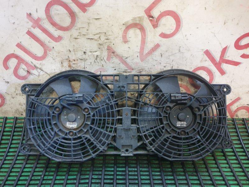 Вентилятор радиатора Ssangyong Rexton RJN D27DT 2007