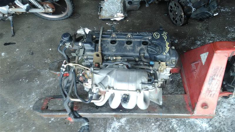 Двигатель Nissan Bluebird Sylphy QG10 QG18
